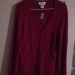 Brand New Worthington sweater with tags from JC Pe